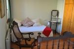 llit supletori de l'habitació familiar
